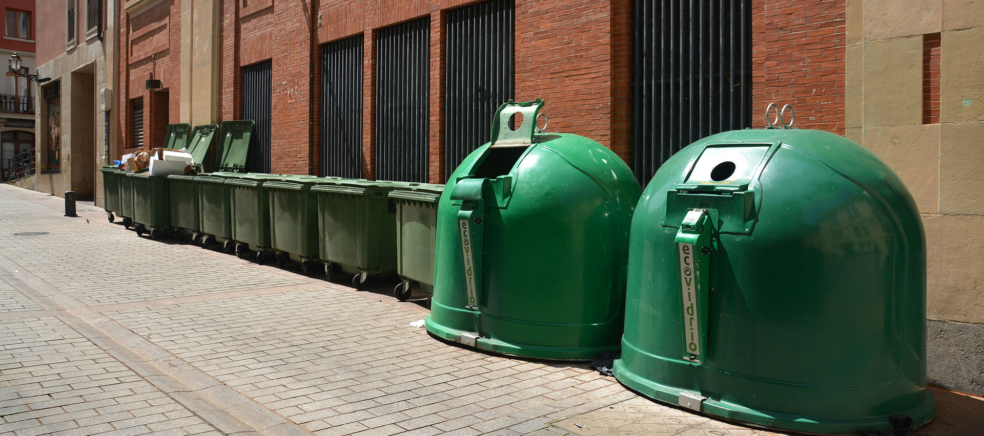 Bin Store Cleaning Chester