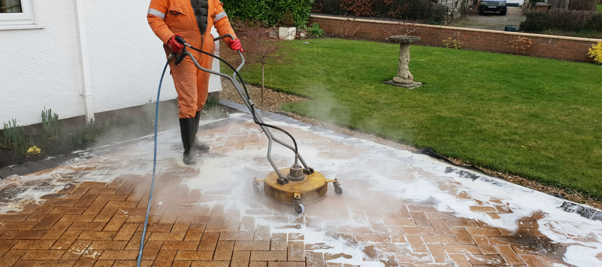 Driveway Cleaning Chester